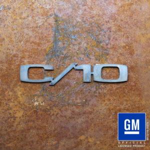 chevy c 10 1969 logo