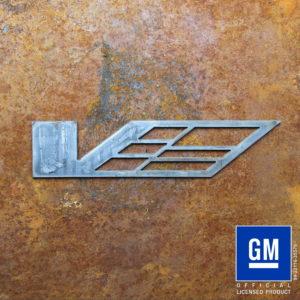 cadillac cts v logo