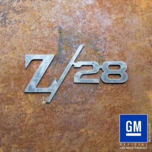 Camaro Z/28 Logo