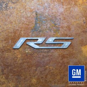 camaro RS logo