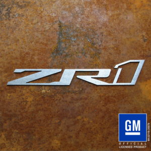 corvette zr 1 logo