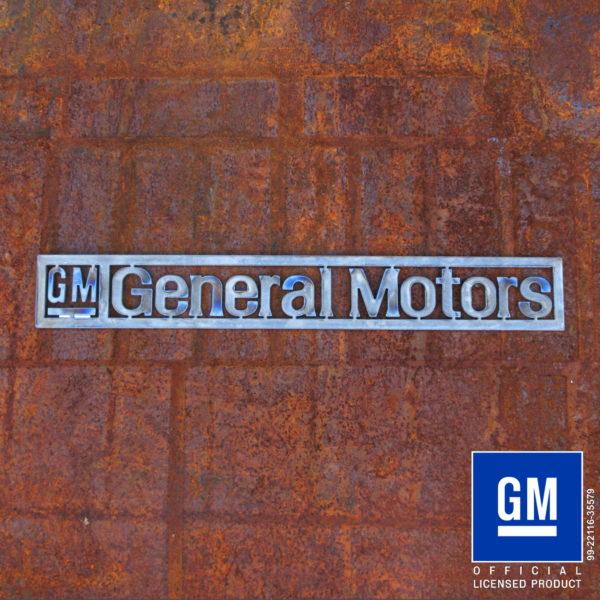 general motors 1964 logo