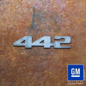 Olds 442 1985-87 Logo