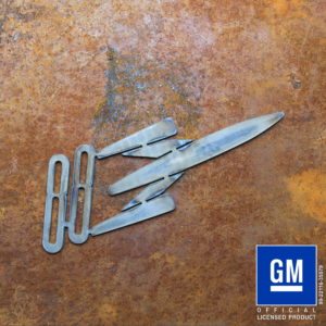 Oldsmobile 1956 Rocket Emblem
