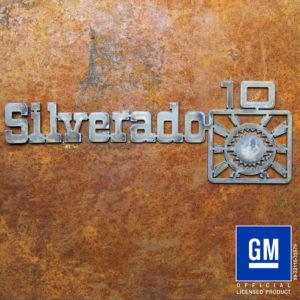 silverado 10 1975-80 sign