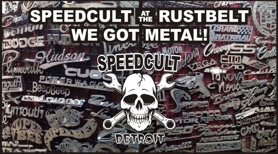 speedcult at the rustbelt