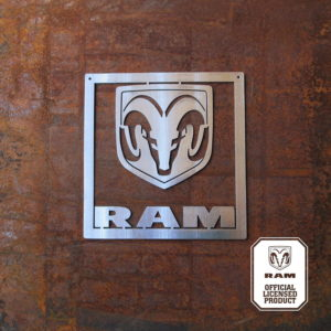 ram vertical sign