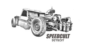rat rod speedcult